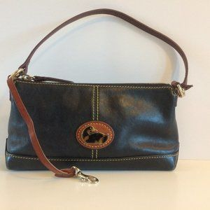 Dooney and Bourke Small Leather Satchel